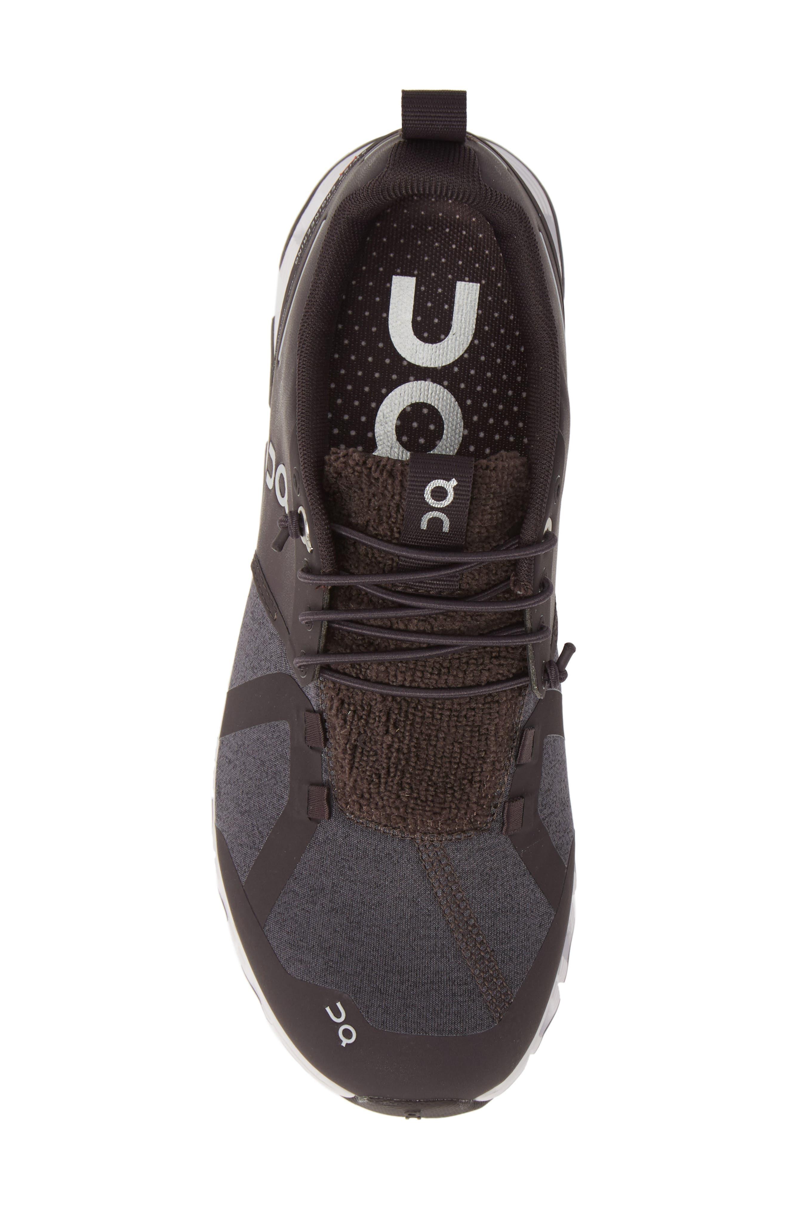 ,                             Cloudterry Sneaker,                             Alternate thumbnail 5, color,                             PEBBLE