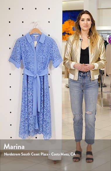 Ralfa Guipure Lace Dress, sales video thumbnail