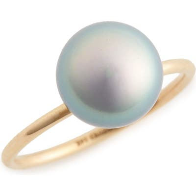 Mizuki Sea Of Beauty Keshi Pearl Ring