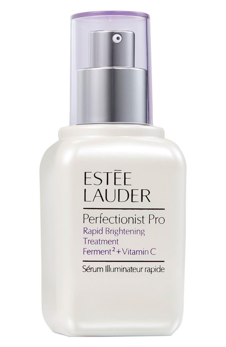 ESTÉE LAUDER Perfectionist Pro Rapid Brightening Treatment Serum with Ferment2 + Vitamin C, Main, color, NO COLOR