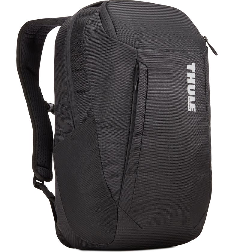THULE Accent 20-Liter Backpack, Main, color, BLACK