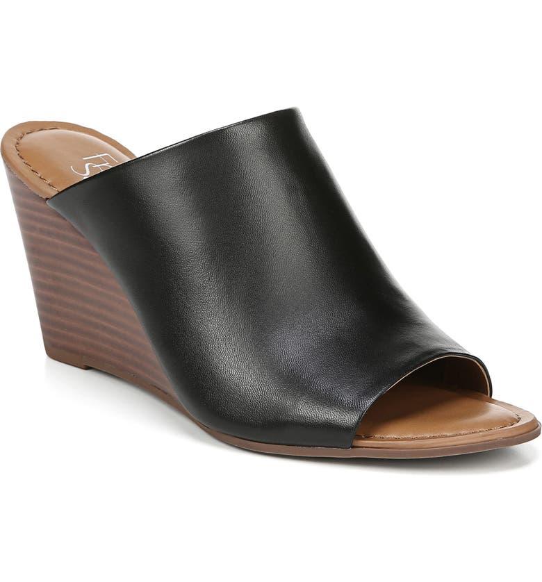 FRANCO SARTO Yasmina Slide Sandal, Main, color, 001