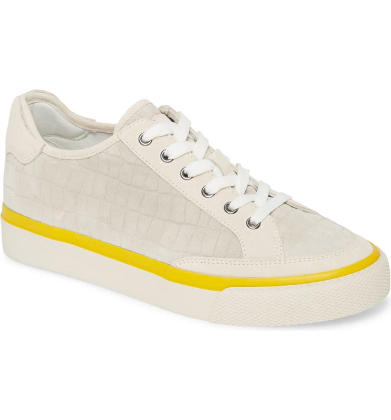 RAG & BONE Army Low Top Sneaker, Main, color, STEARLIN CROC PRINT