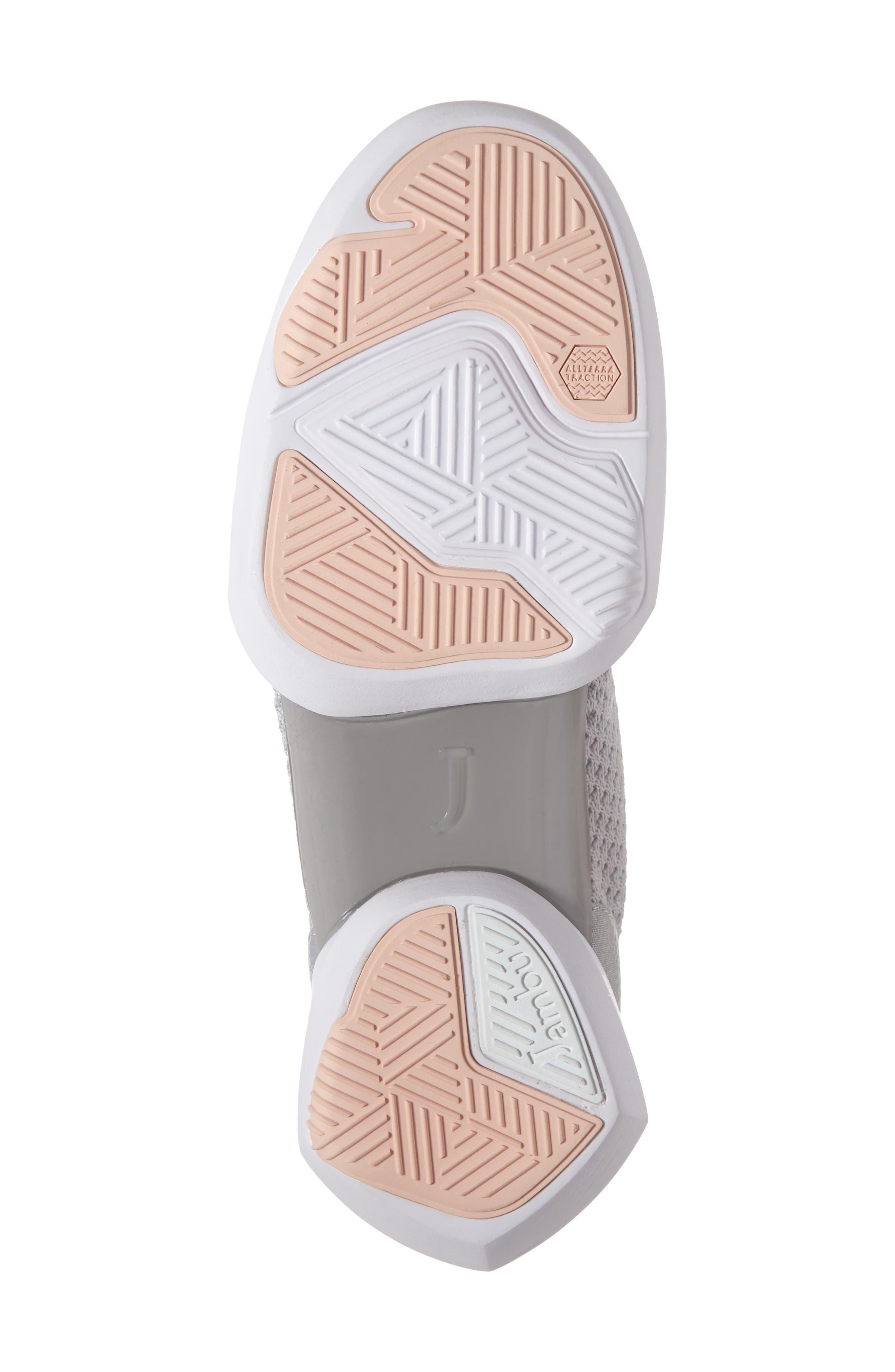 ,                             Mango Sneaker,                             Alternate thumbnail 6, color,                             LIGHT GREY