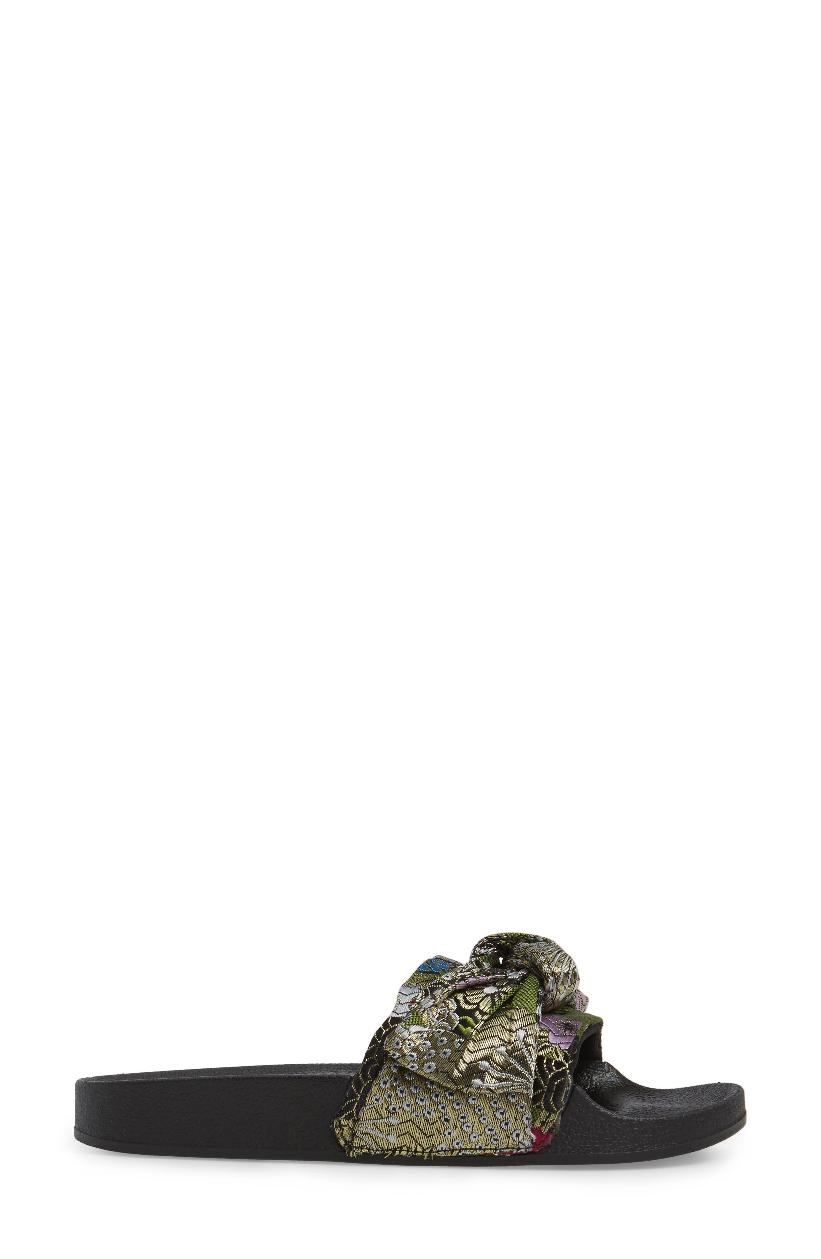 ,                             Silky Slide Sandal,                             Alternate thumbnail 17, color,                             016
