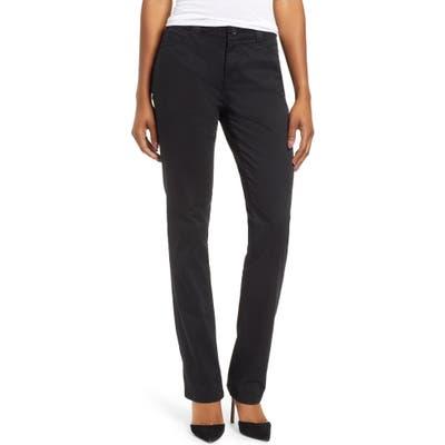 Jag Jeans Ruby Straight Pants, Black