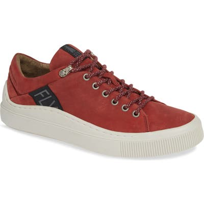 Fly London Some Lace-Up Sneaker, US / 44EU - Red