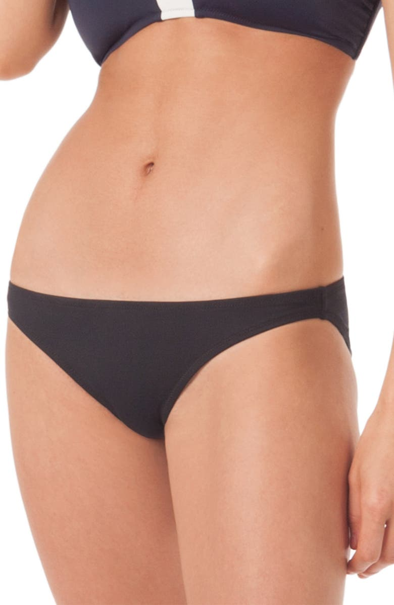 LIVELY The Bikini Swim Bottoms, Main, color, LIVELY NAVY