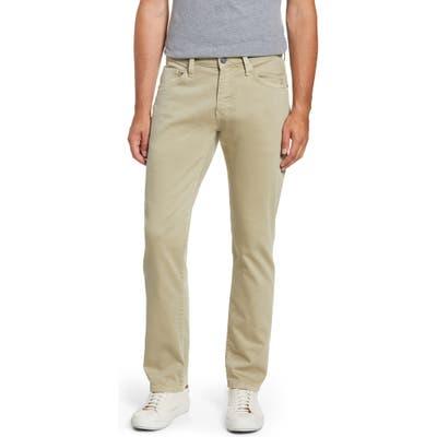 Mavi Jeans Marcus Slim Straight Leg Jeans, Grey