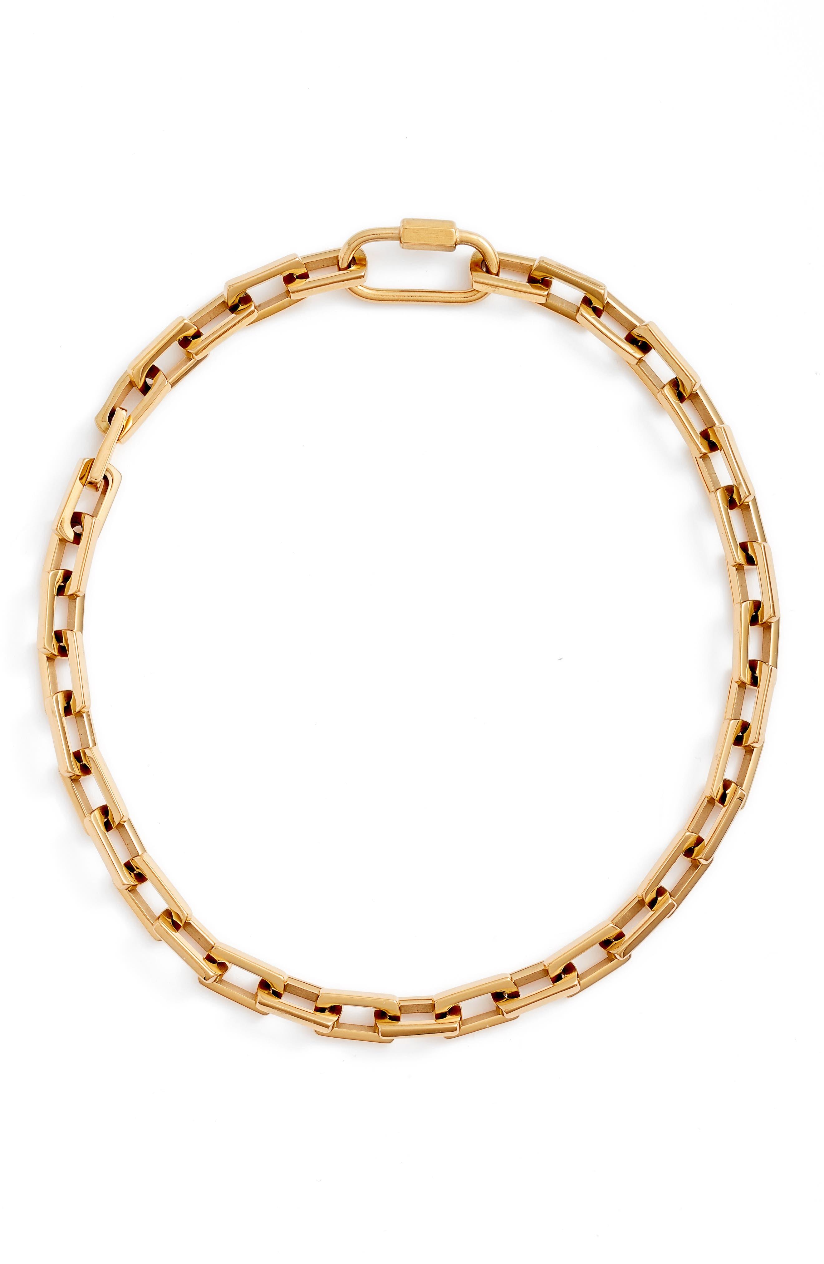 Maxi Gage Necklace
