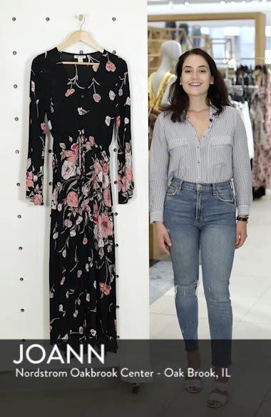 566bec01784 Billabong Desi Floral Maxi Dress