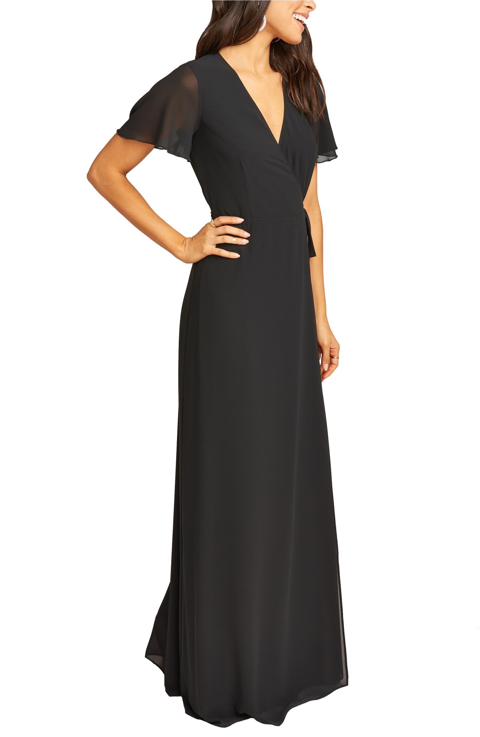 af014fc9b2a59 Noelle Wrap Dress