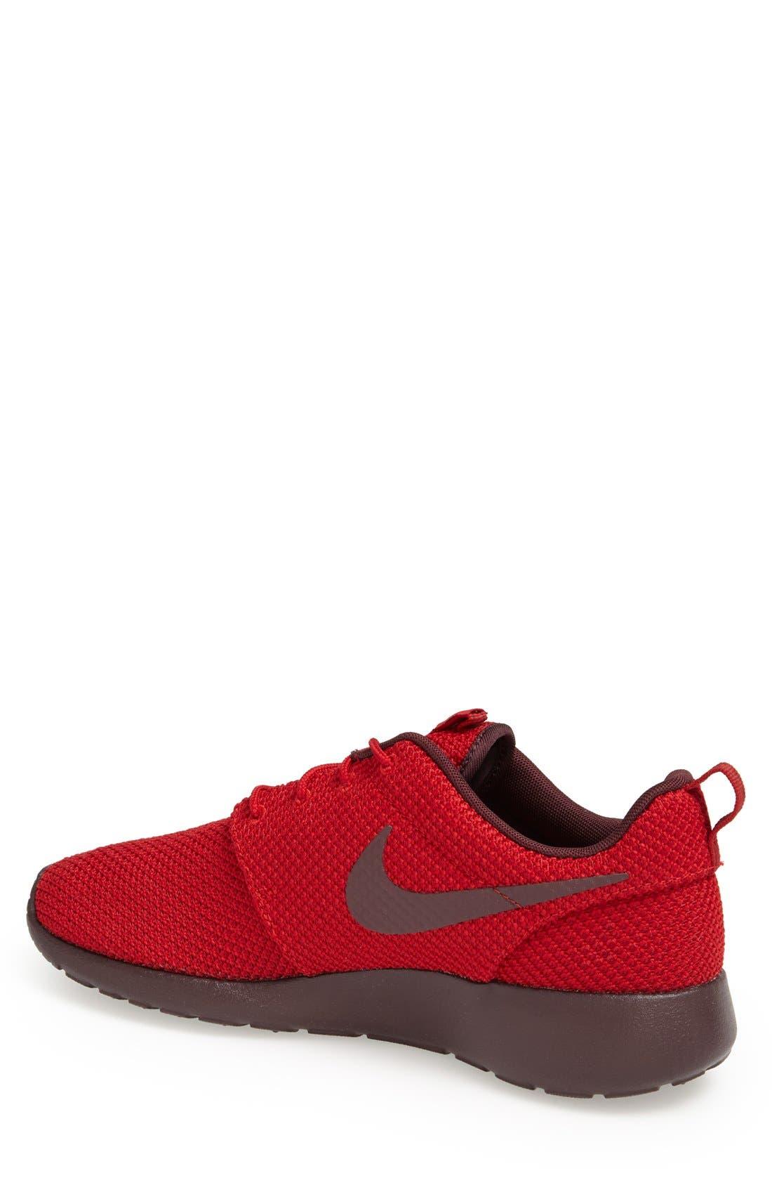 ,                             'Roshe Run' Sneaker,                             Alternate thumbnail 128, color,                             606