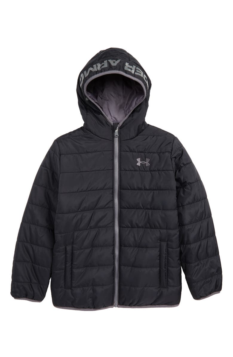9ba5ab5c Pronto Water Repellent Hooded Puffer Jacket