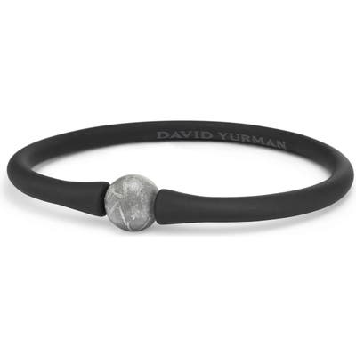 David Yurman Spiritual Beads Stone Rubber Bead Bracelet