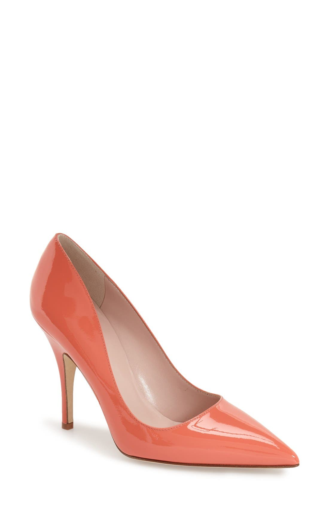 ,                             'licorice too' pump,                             Main thumbnail 222, color,                             639