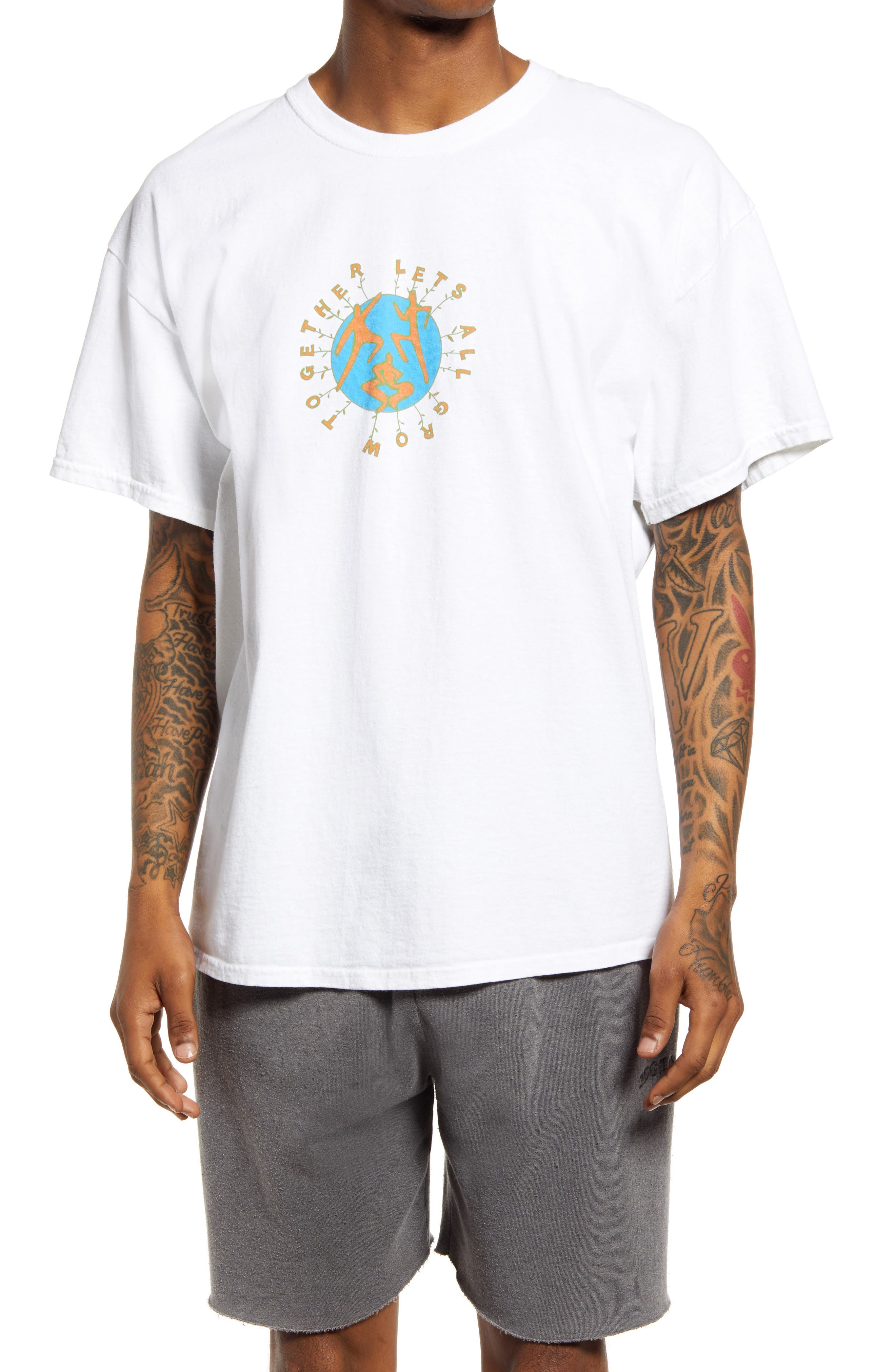 Stronger Graphic Tee