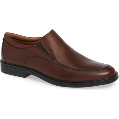 Clarks Originals Un Alderic Walk Loafer, Brown