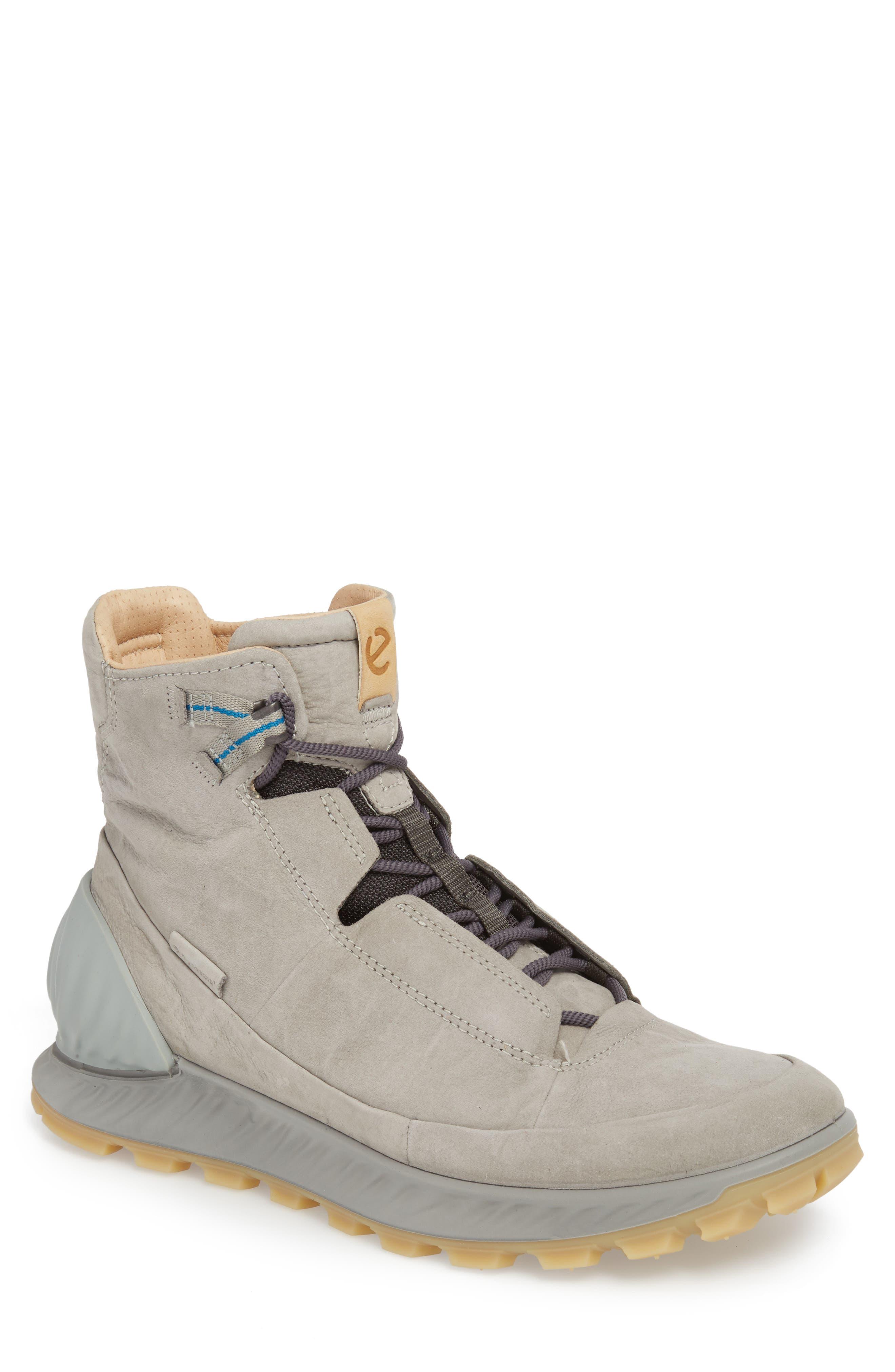 Ecco Limited Edition Exostrike Dyneema Sneaker Boot - Grey