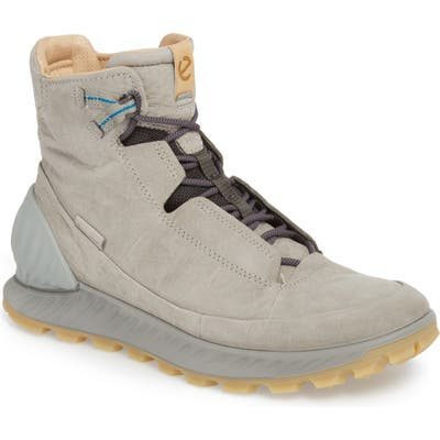 Ecco Limited Edition Exostrike Dyneema Sneaker Boot - Grey