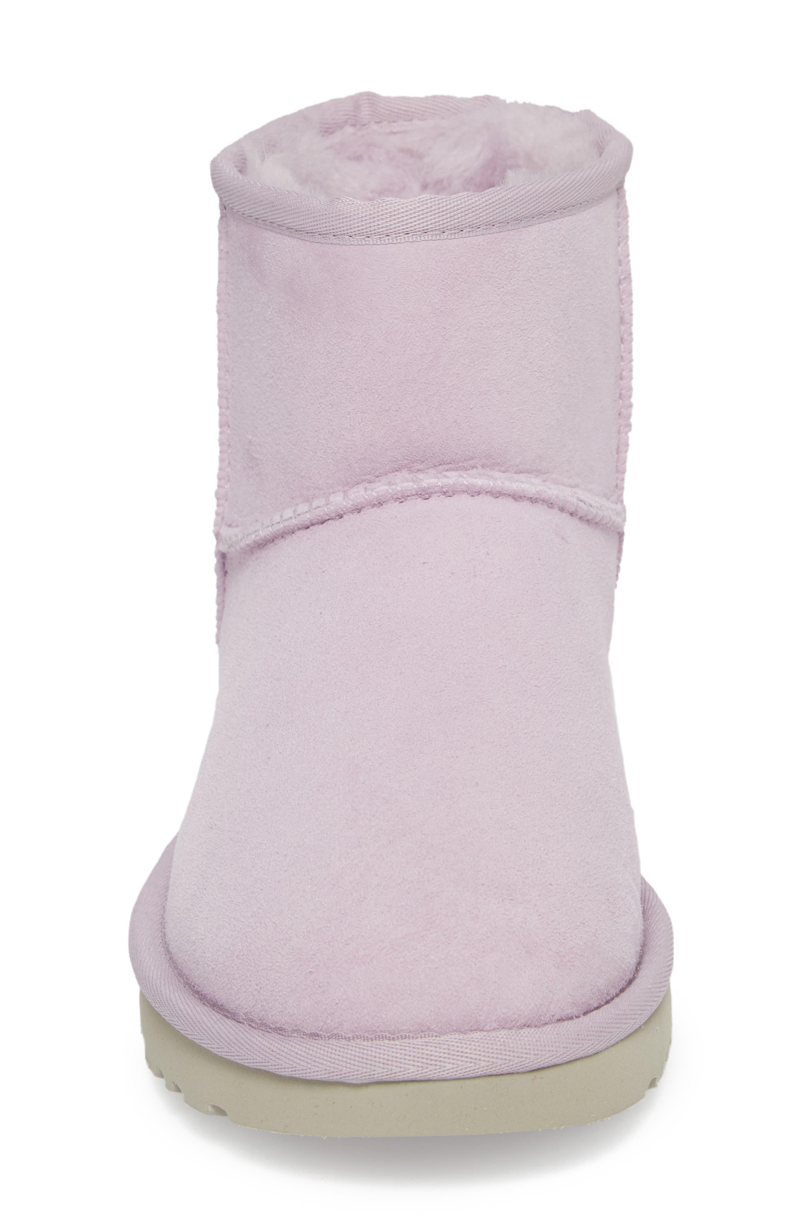 ,                             Classic Mini II Genuine Shearling Lined Boot,                             Alternate thumbnail 58, color,                             538