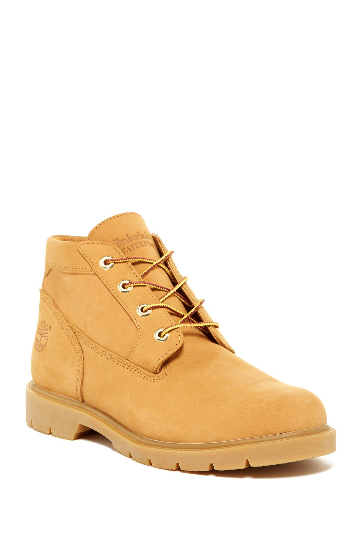 Image of Timberland Classic Waterproof Leather Chukka Boot - Wide Width Available