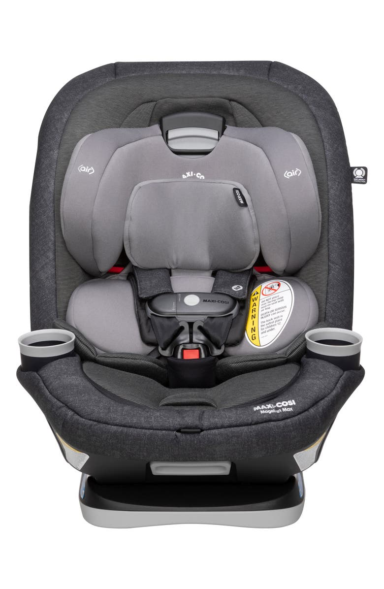 MAXI-COSI<SUP>®</SUP> Magellan Max XP 5-in-1 Convertible Car Seat, Main, color, NOMAD BLACK