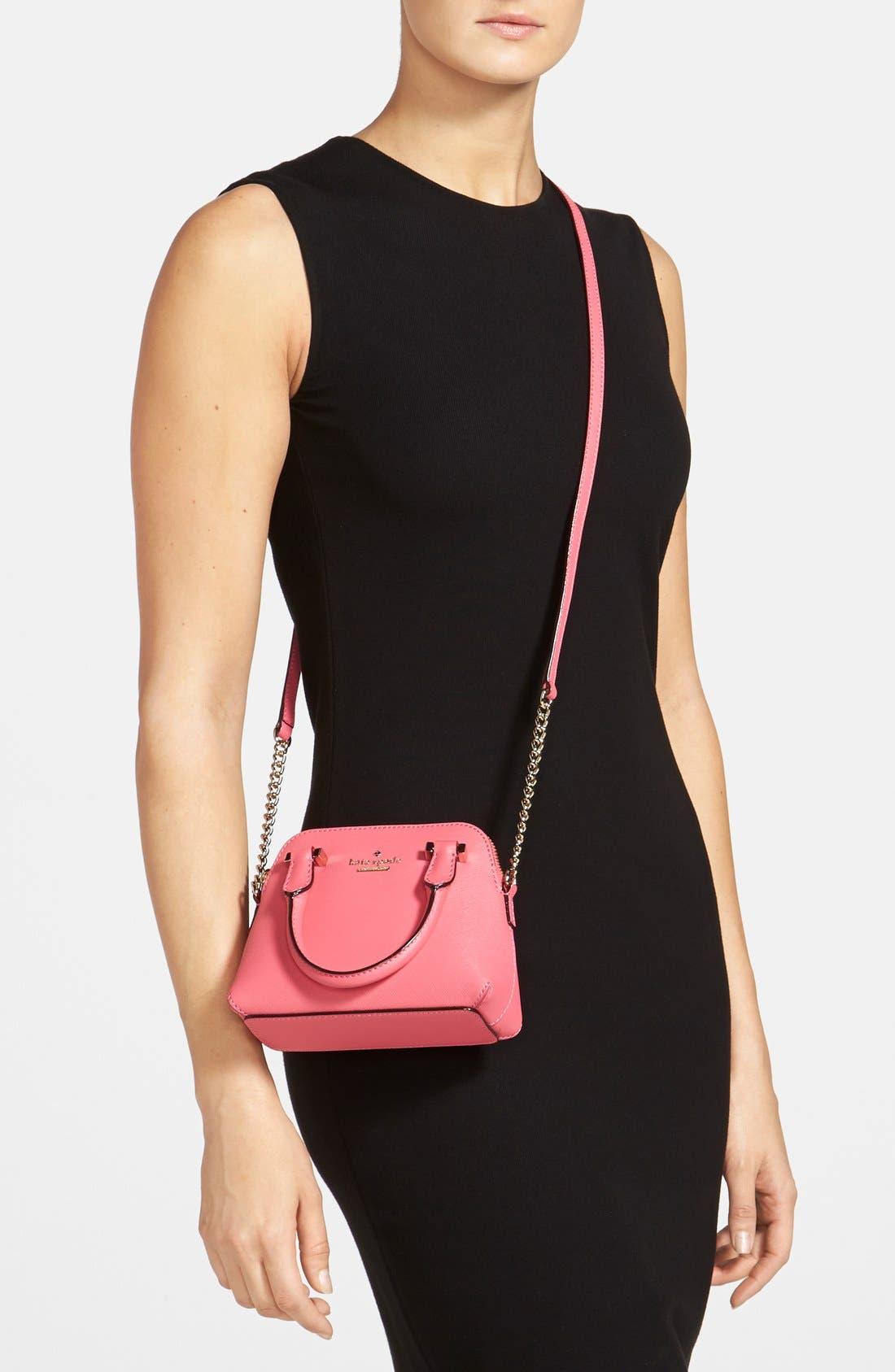 ,                             'cedar street - mini maise' crossbody bag,                             Alternate thumbnail 17, color,                             655