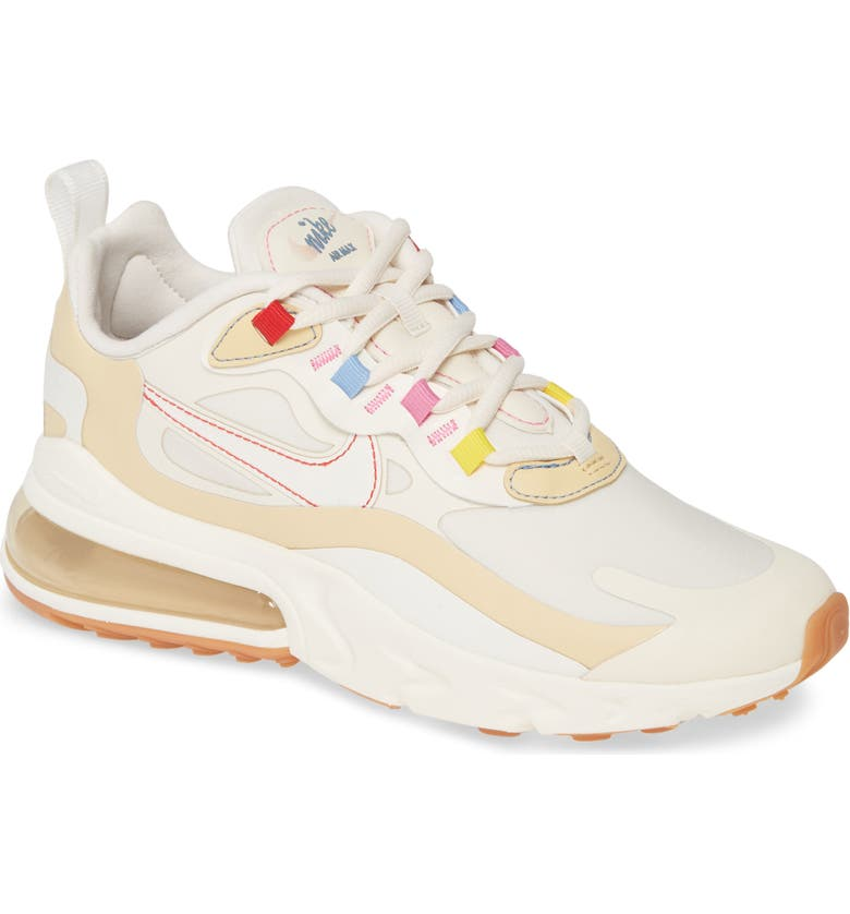 air max 270 react beige
