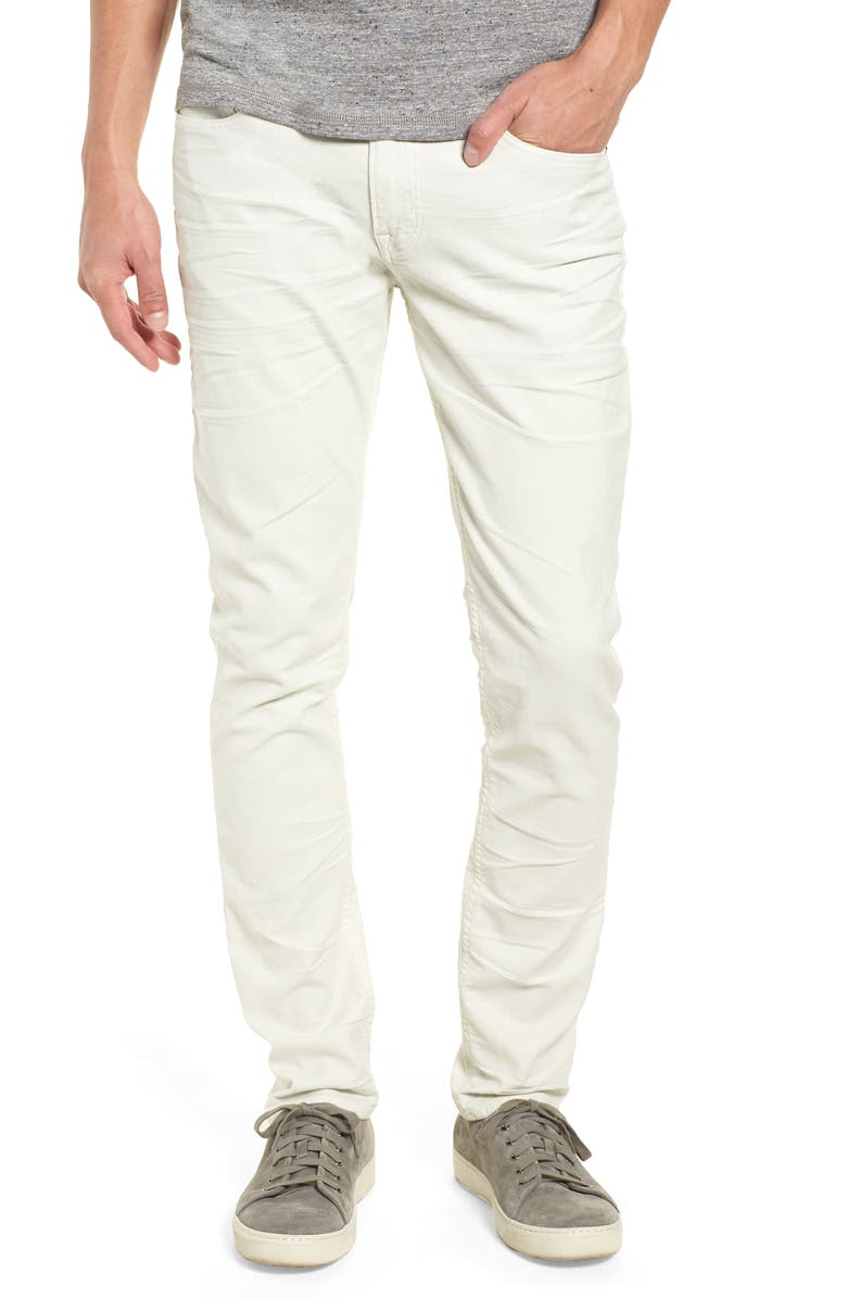 HUDSON JEANS Axl Skinny Fit Jeans, Main, color, 900
