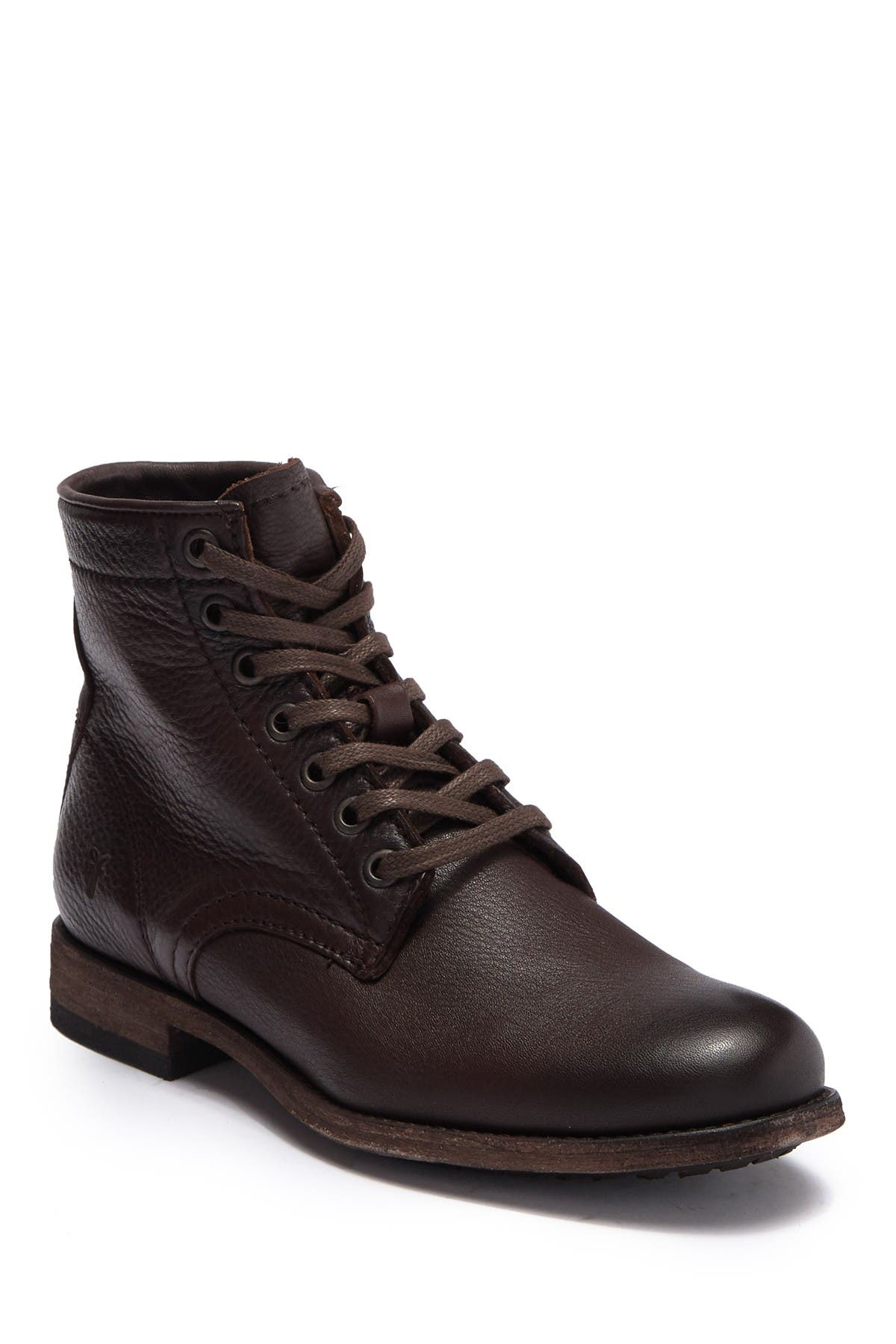 Image of Frye Tyler Leather Lace Up Boot