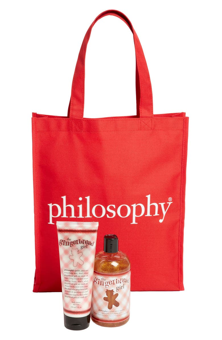 PHILOSOPHY 'the gingerbread girl' doorbuster bag duo, Main, color, 000
