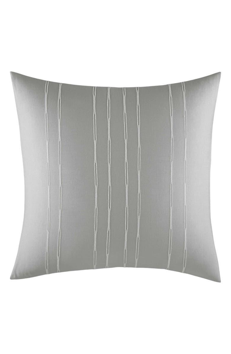 VERA WANG Silver Birch Euro Sham, Main, color, 040