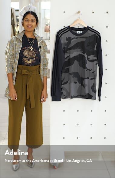 Long Sleeve Camo T-Shirt, sales video thumbnail