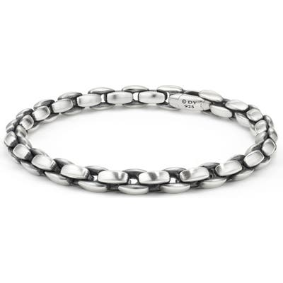 David Yurman Elongated Box Chain Bracelet, m
