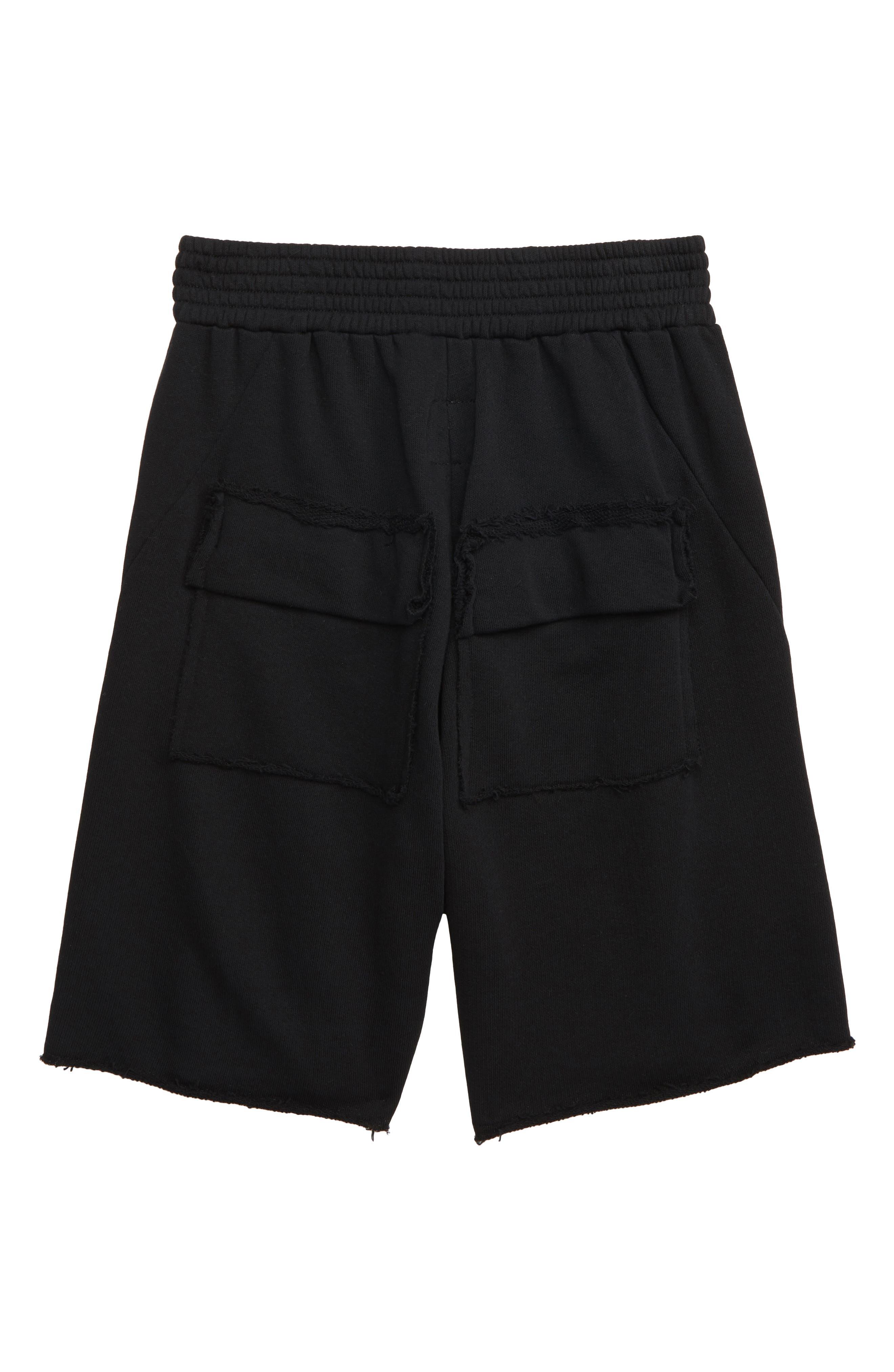 ,                             Boxing Sweat Shorts,                             Alternate thumbnail 2, color,                             001