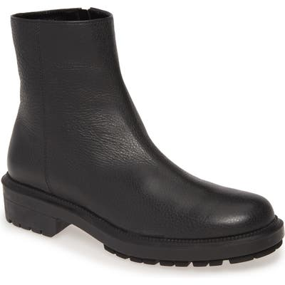 Aquatalia Lauriston Weatherproof Bootie, Black