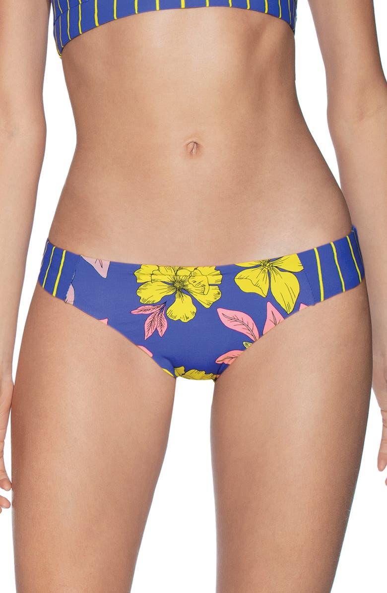 MAAJI Maris Tabby Reversible Bikini Bottoms, Main, color, 400