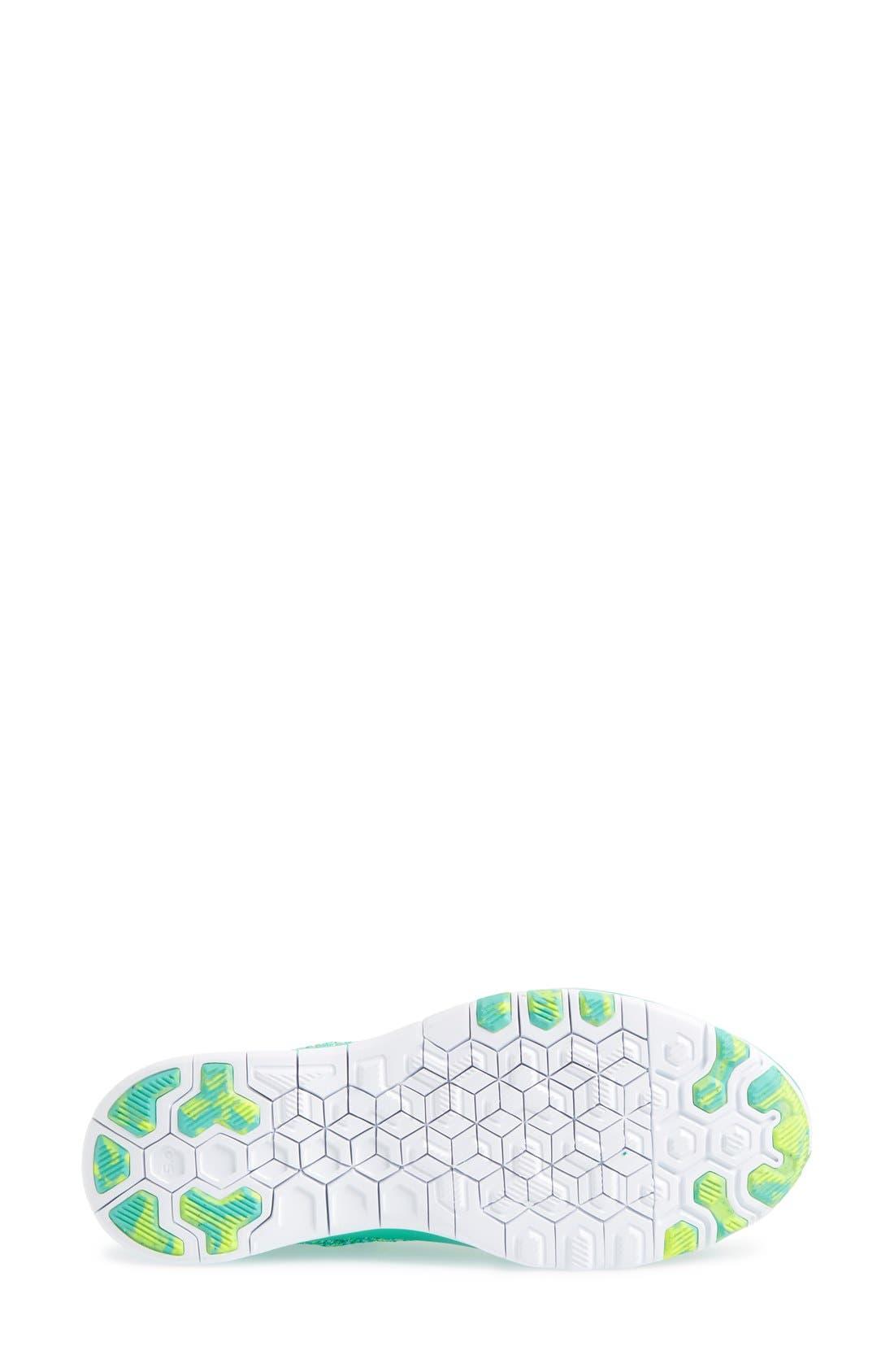 ,                             'Free Flyknit 5.0 TR' Training Shoe,                             Alternate thumbnail 22, color,                             303