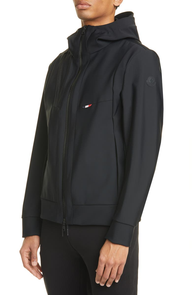 MONCLER Folly Jacket, Main, color, BLACK