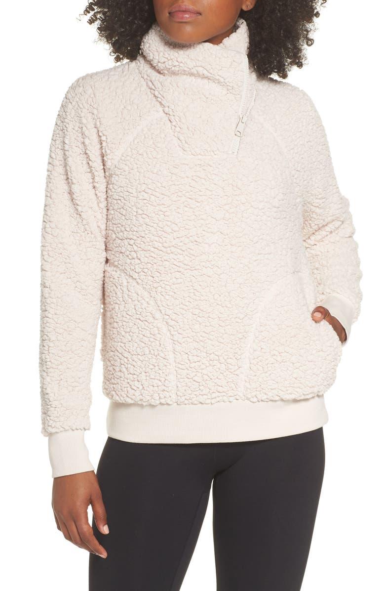 ZELLA Shear Up Pullover, Main, color, 050
