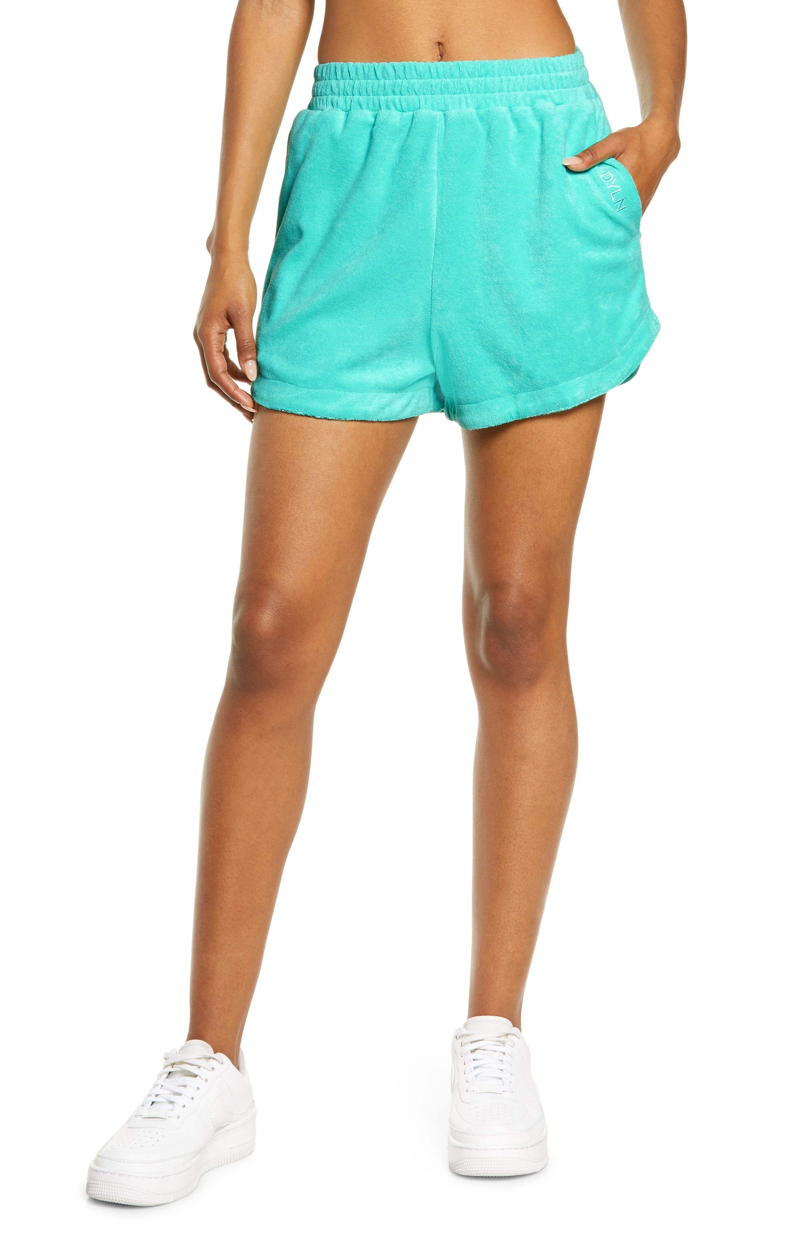 Women's By. dyln Dominic Terry Shorts