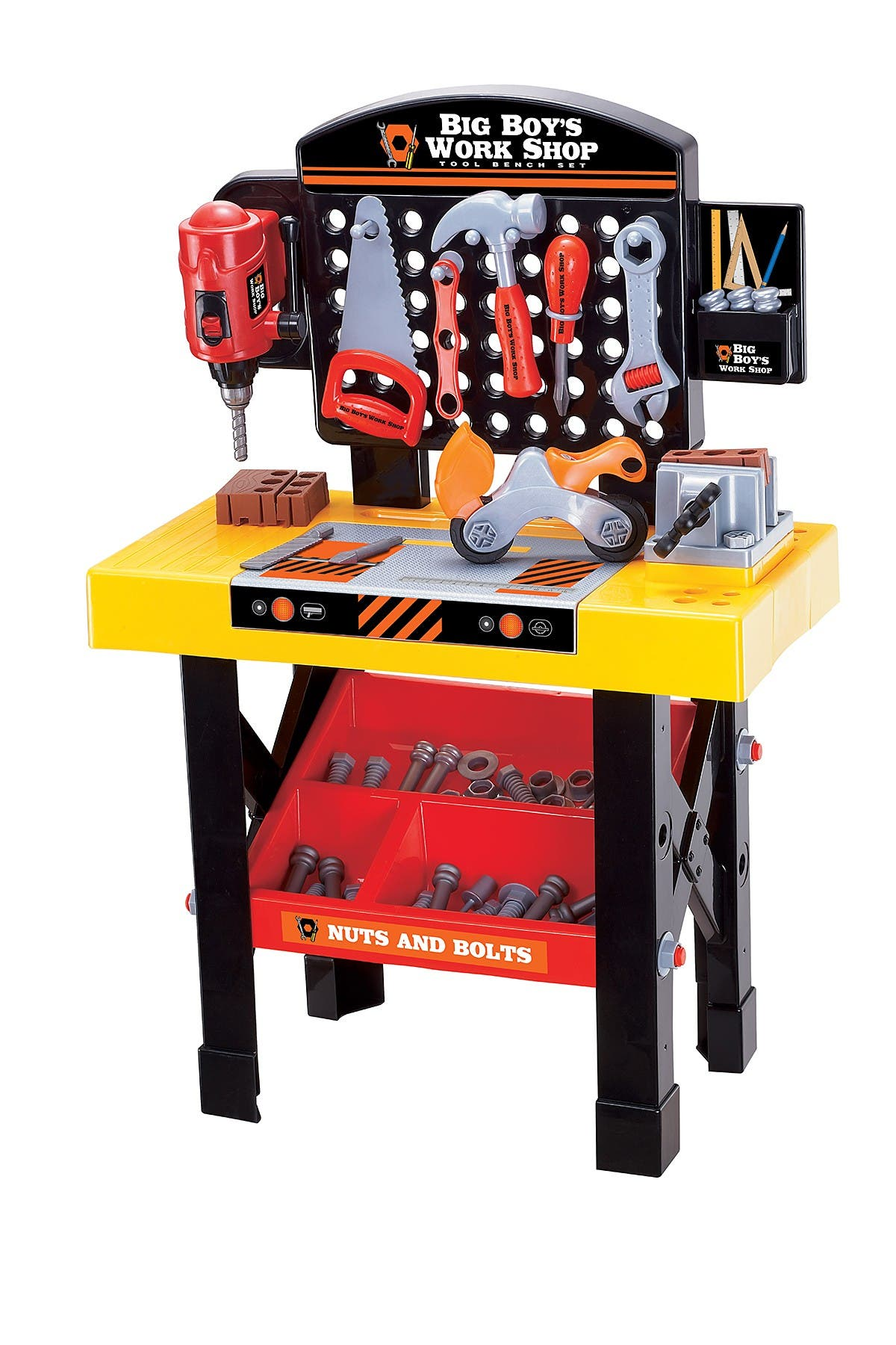 Image of World Tech Toys Big Boys Tool & Bench Work Shop