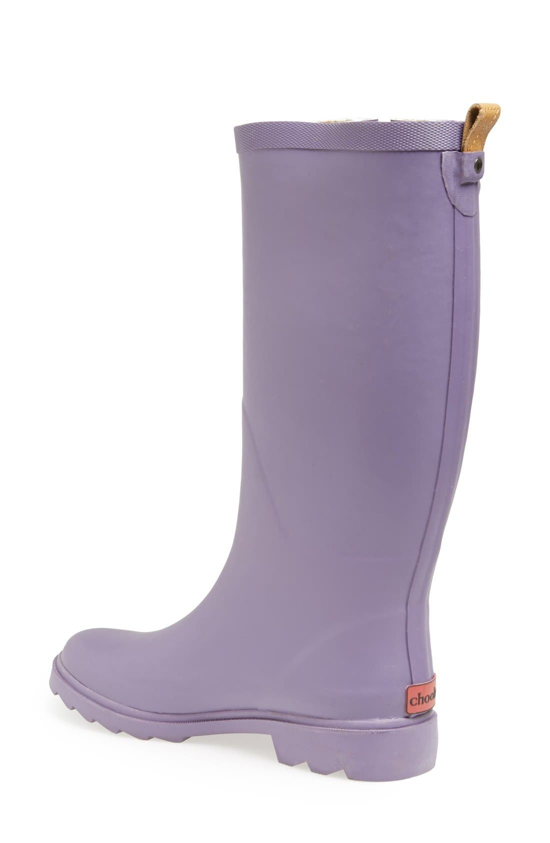 ,                             'Top Solid' Rain Boot,                             Alternate thumbnail 98, color,                             502