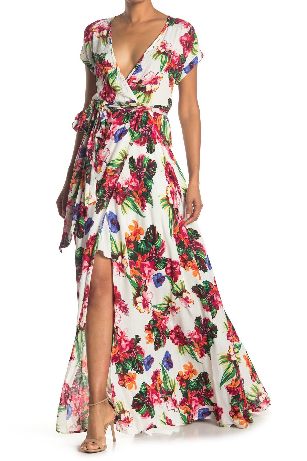 Image of Meghan LA Jasmine Maxi Dress
