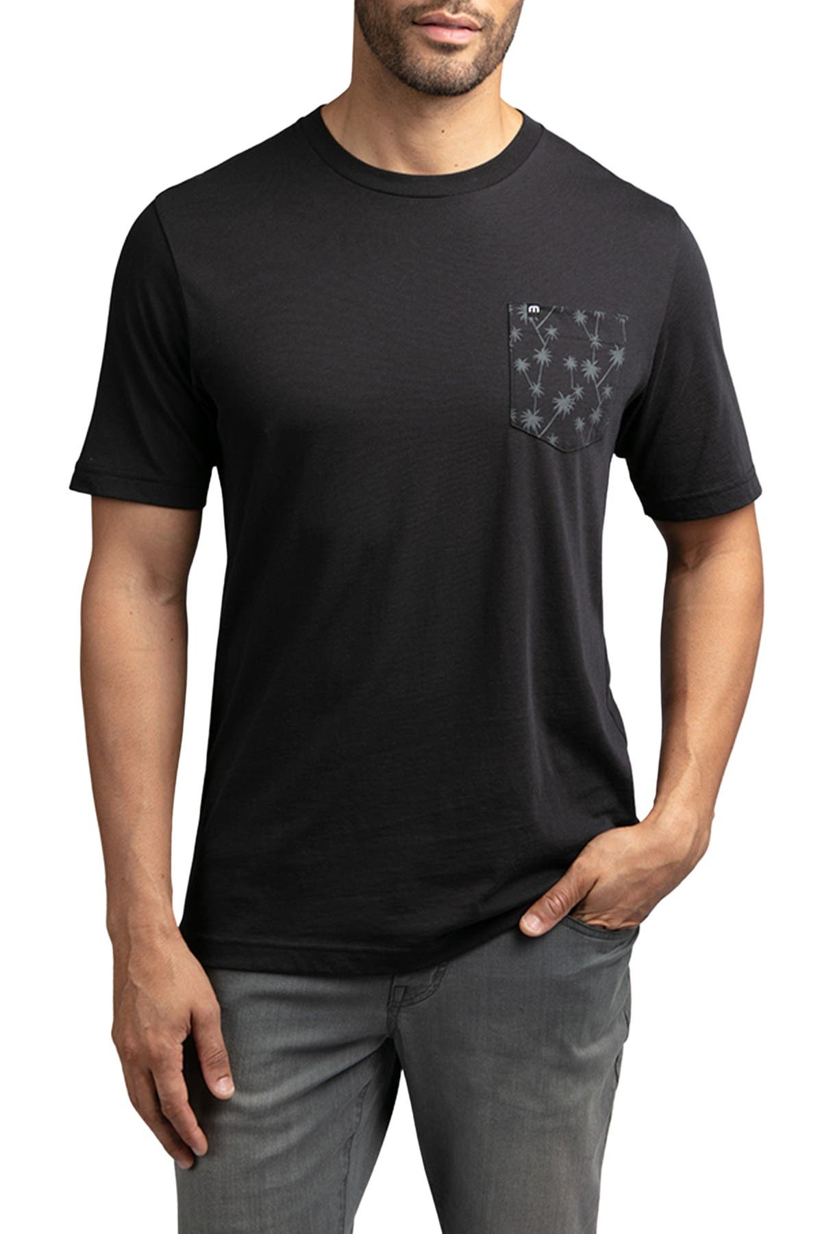 Image of TRAVIS MATHEW Davies Short Sleeve T-Shirt