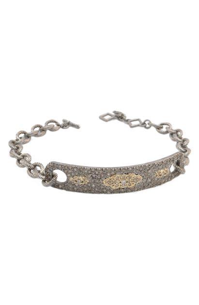 Armenta Bracelets ARMENTO OLD WORLD DIAMOND PAVE BRACELET
