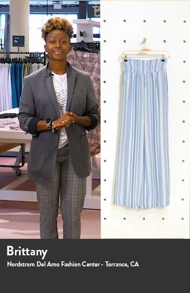 New Waves 2 Stripe Wide Leg Pants, sales video thumbnail