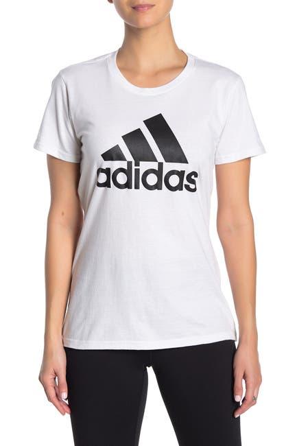 Image of adidas Logo Short Sleeve T-Shirt