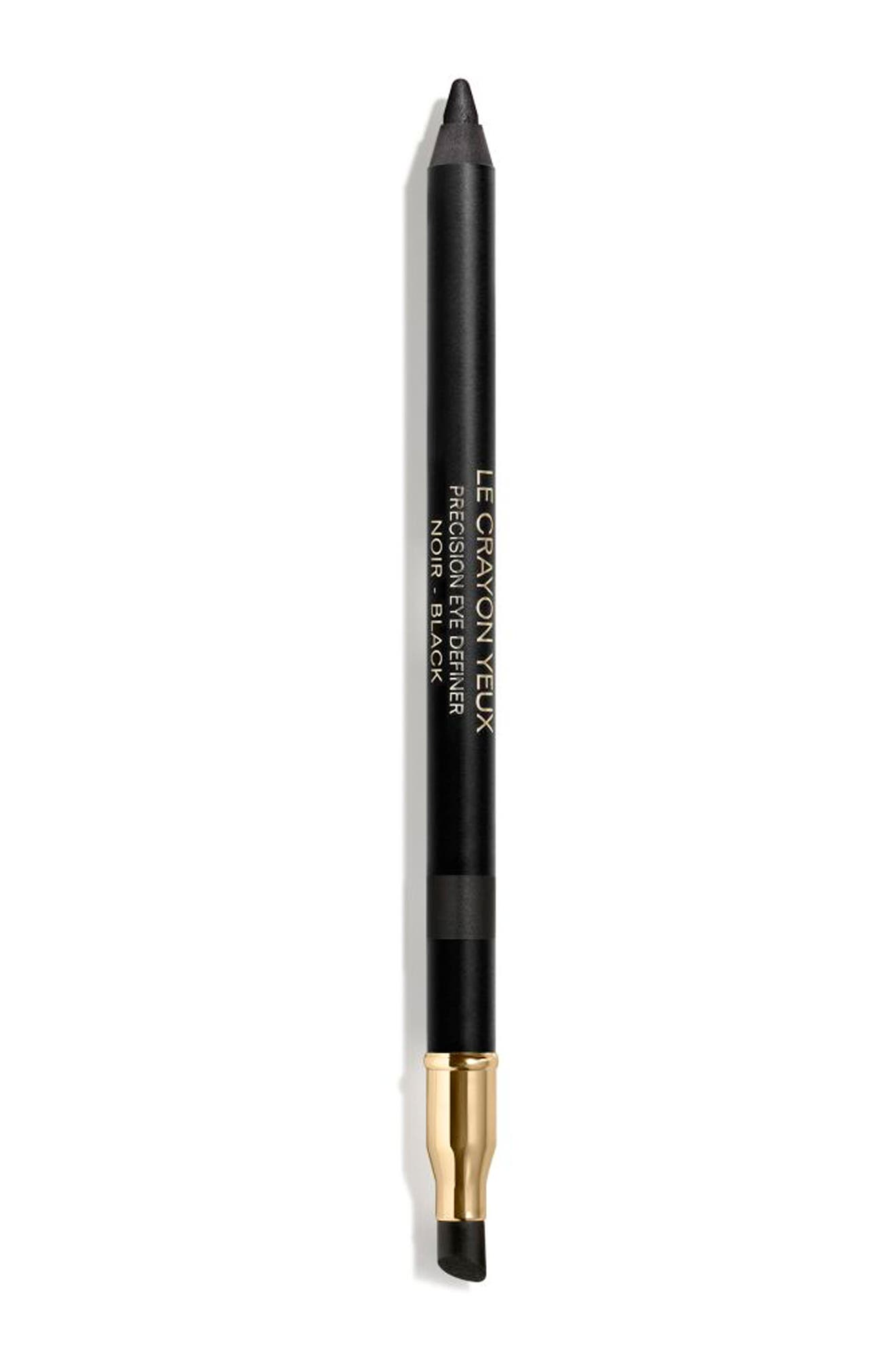 ,                             LE CRAYON YEUX Precision Eye Definer,                             Main thumbnail 1, color,                             01 NOIR